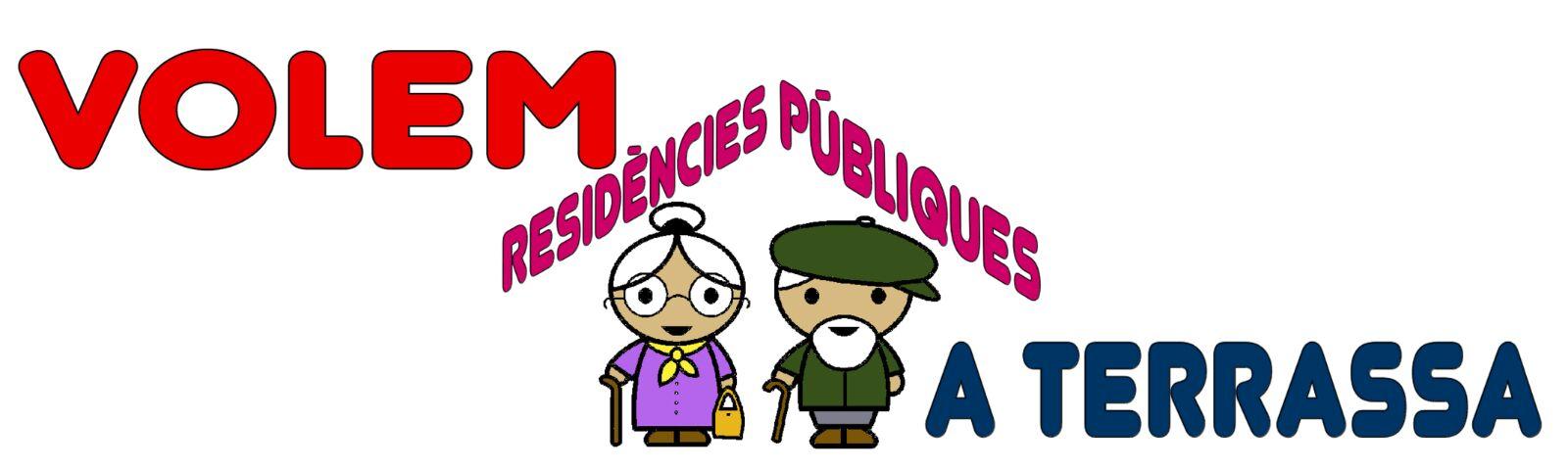 Reunió Comissió Residències Públiques